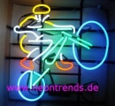 Bycles sign Bike sports neon signs