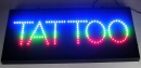 TATTOO LED signs Display signs Tattooshop news