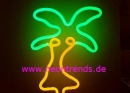 Palme Neonleuchte  Neonreklame neon signs Tables lihgt news